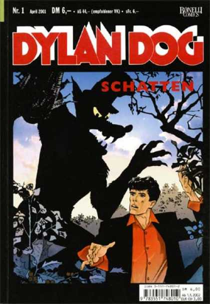 Dylan Dog for your viewing pleasure