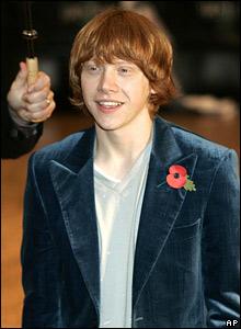 """Rupert Grint a.k.a """"Ron"""""""